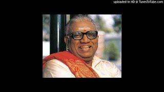 Maharajapuram Santhanam - rArA rAjIva lOcana rAma - mOhanam - mysore vAsudevAcAr