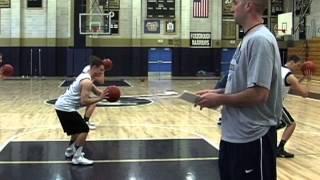 Basketball Drills - Pivot Drills