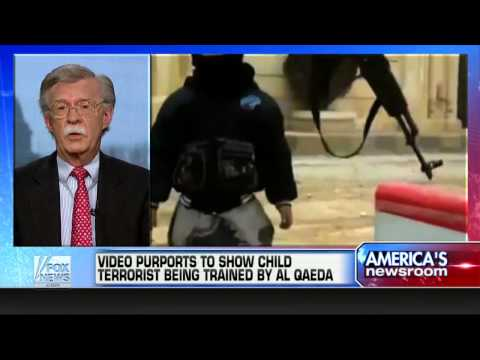 Syria : CIA backed al Qaeda Rebels training four year old child as terrorist (Feb 04, 2014)