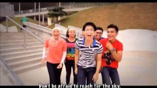 Generasiku MV - Waktu Rehat - Disney Channel Asia