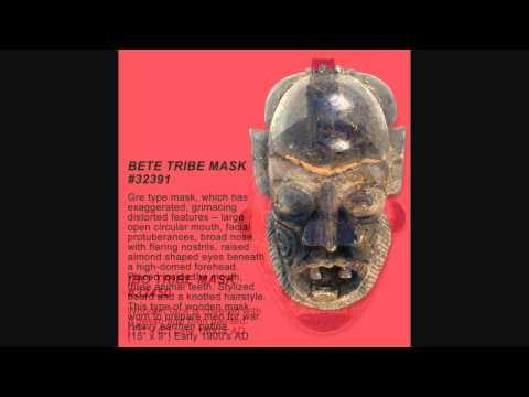 Sadigh Gallery African Masks