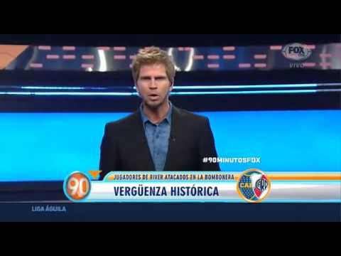 Sebastian Vignolo le dice 'cagones' a los jugadores de Boca Juniors