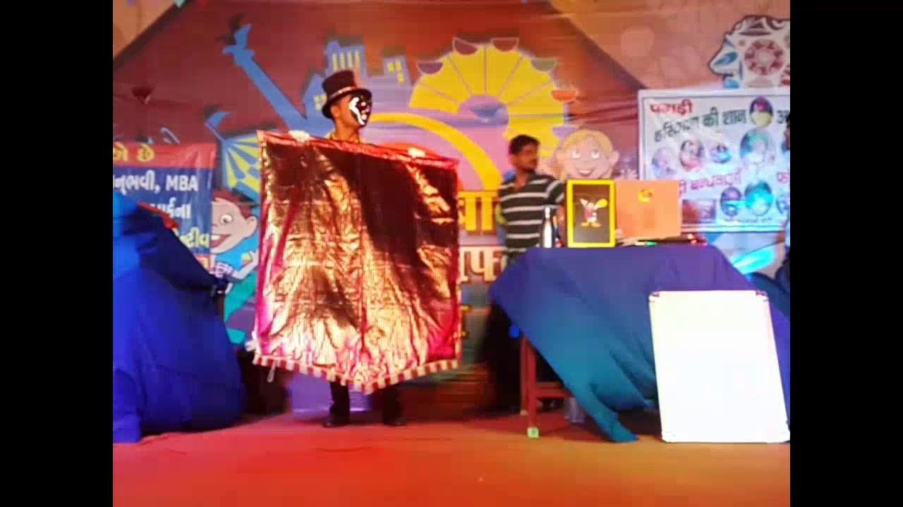 Inertnational Magician S.Kumar - Part 1