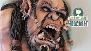 Warcraft Cake : World of Warcraft movie cake thumbnail
