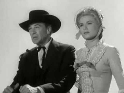 High Noon Romance, Gary Cooper, Grace Kelly and Two Horses