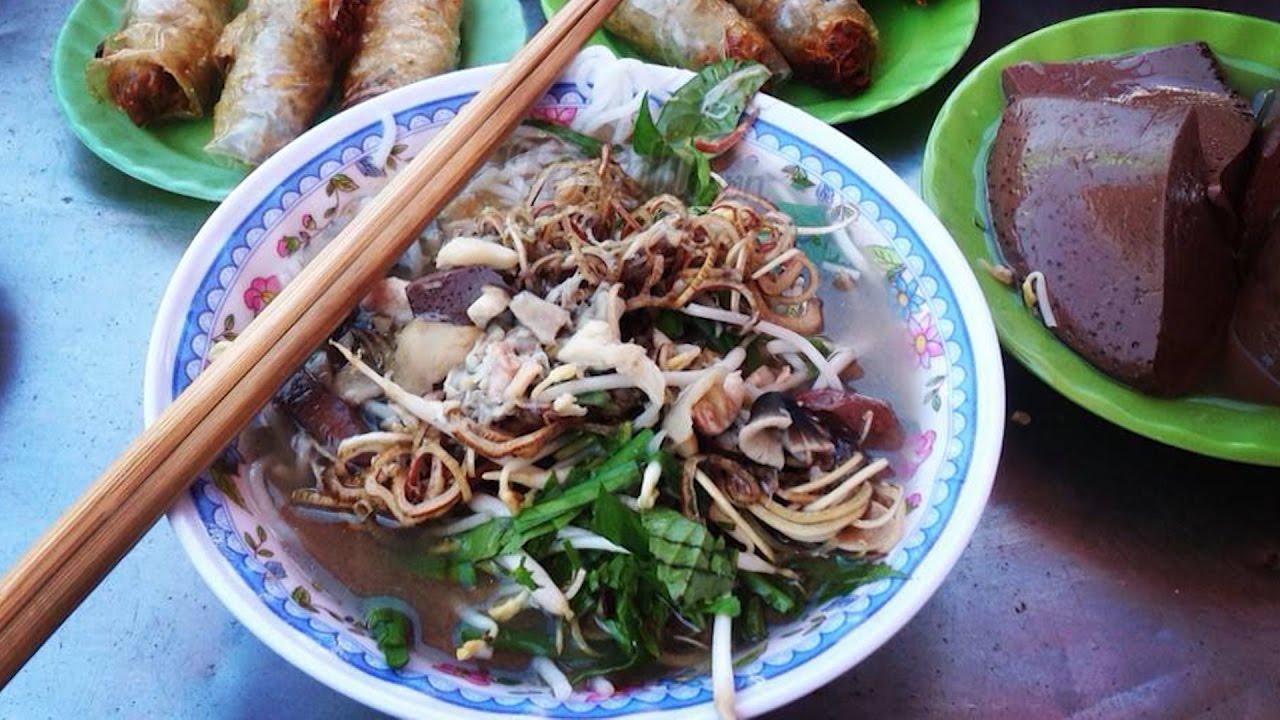 Phóng Sự Ẩm Thực: Bún nước lèo của đồng bào Khmer ở Trà Vinh