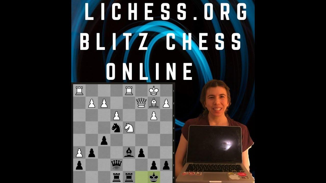 Online Blitz Chess