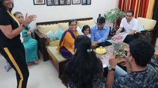 Mummy Pappa ki Anniversary Celebration But Pia Ko Mila Best Gift_Indian Mom On Duty