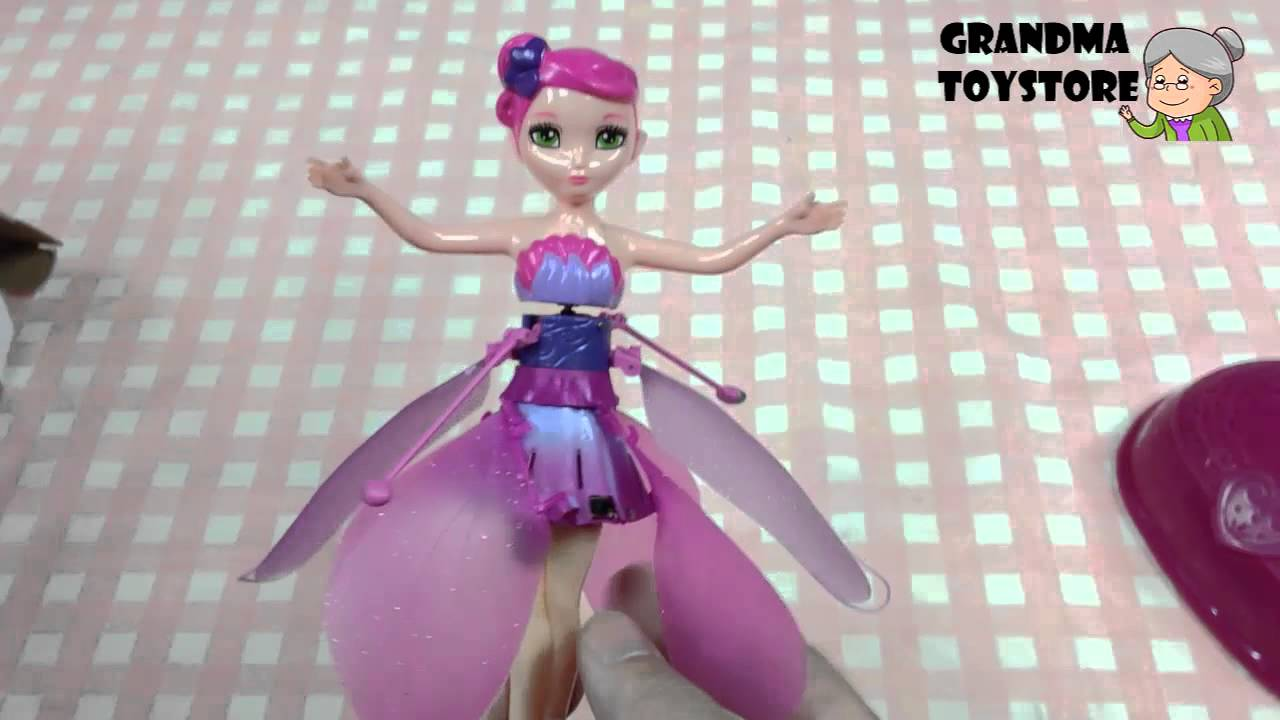 Unboxing Toys Reviewdemos Disney Angel Beautiful Lovely Cute Fly