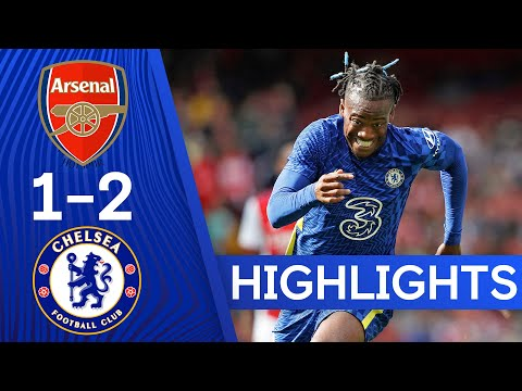 Arsenal 1-2 Chelsea | Havertz & Abraham Find The Net As Blues Win London Derby! | Highlights