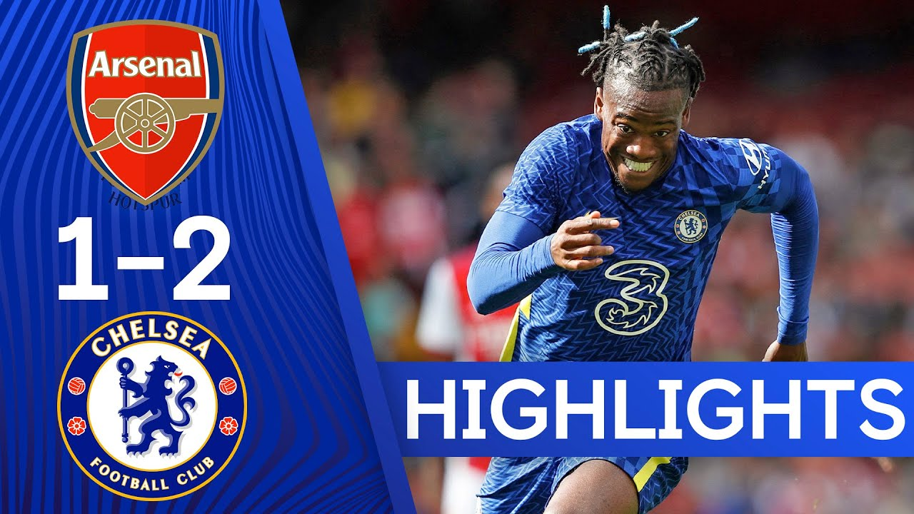 Download Arsenal 1-2 Chelsea | Havertz & Abraham Find The Net As Blues Win London Derby! | Highlights