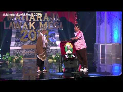 Maharaja Lawak Mega 2014 - Minggu 1 (Jalor)