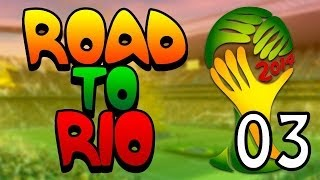 FIFA 14 ULTIMATE TEAM WORLD CUP - ROAD TO RIO #03 | Gameplay ITA [HD]