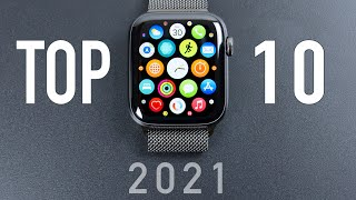 TOP 10 Apple Watch Apps 2021 | Diese Apps machen deine Apple Watch praktischer
