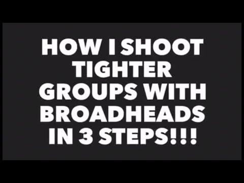 Broadhead Tuning | Step 1: Bare Shaft Tuning | Nock Indexing