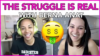 The Struggle is Real with @HeyBerna | MIND YOUR MONEY with MissBeHelpful