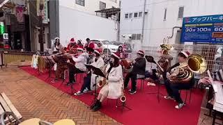 2019年度 沼津仲見世商店街クリスマスコンサート(ダイジェスト版・後半)