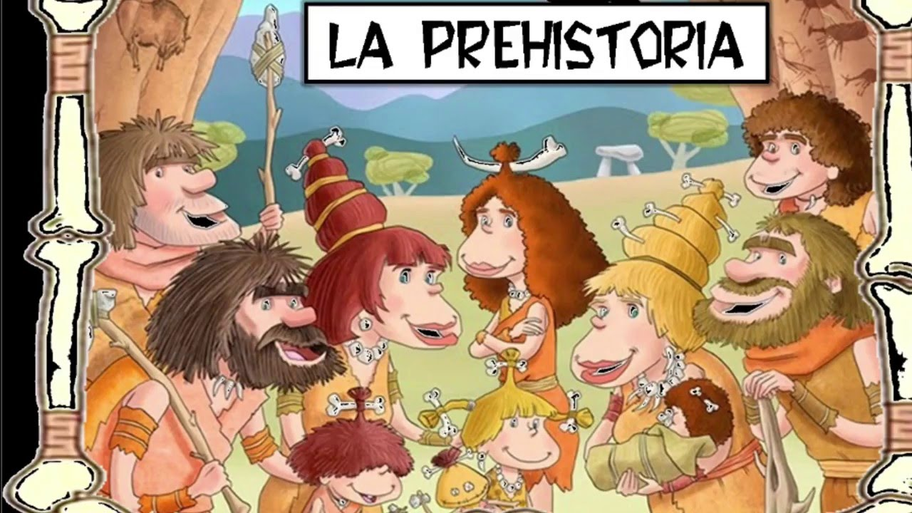 Desde la prehistoria hasta la edad contempor nea youtube for Imagenes de epoca contemporanea