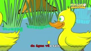 Pintainho Amarelinho - Todos Os Patinhos (Vídeo Oficial) thumbnail