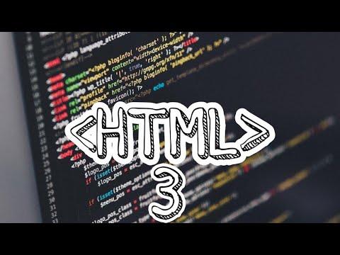 Mi Primera Página Web - HTML(3)
