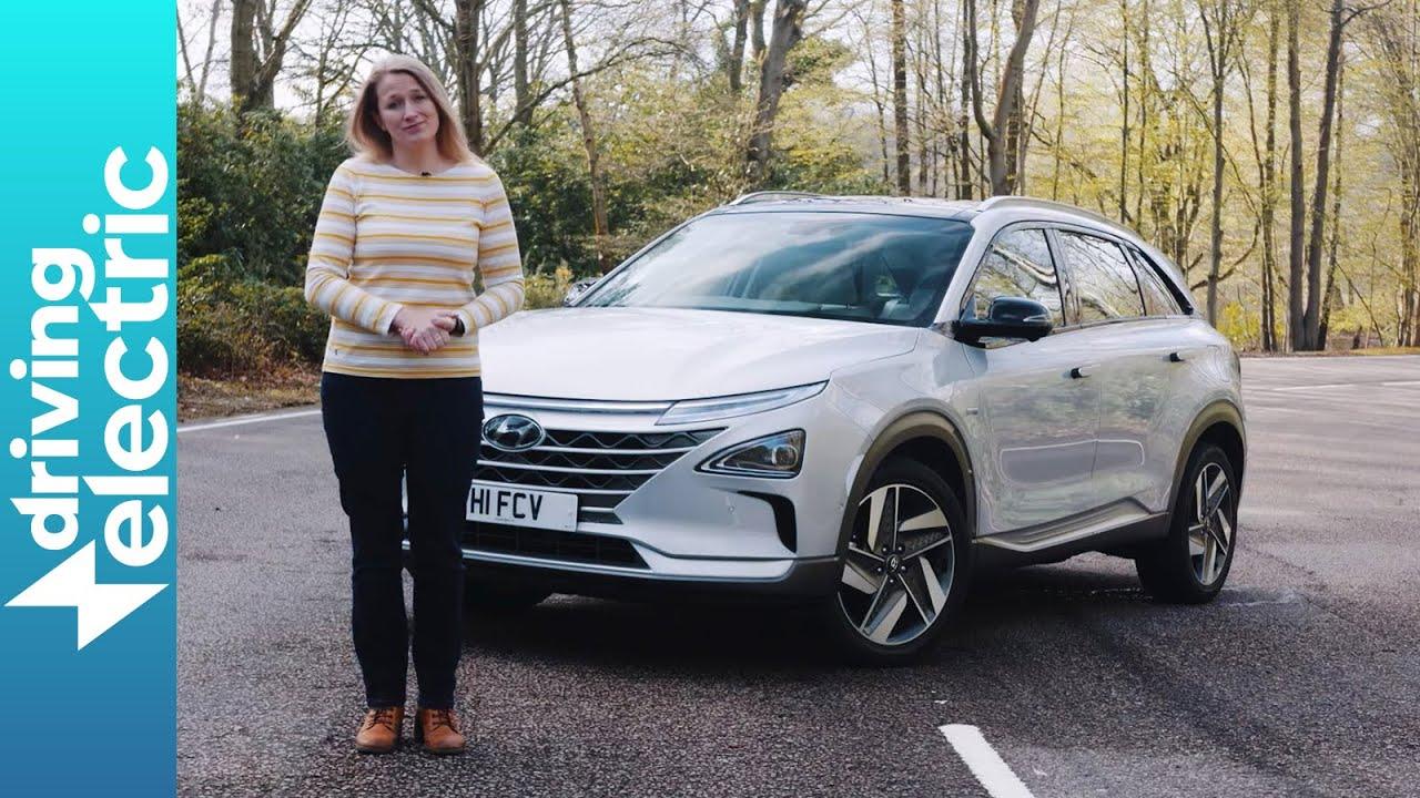 Hyundai NEXO review – DrivingElectric
