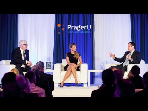 Dennis Prager Talks Politics with Gloria Alvarez and Felipe Moura Brasil