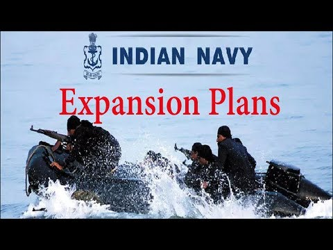 Indian Navy Great Expansion Plans
