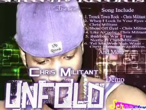 Chris Militant - Duggu Duggu Time - June 2013 | @Screechy_Rec