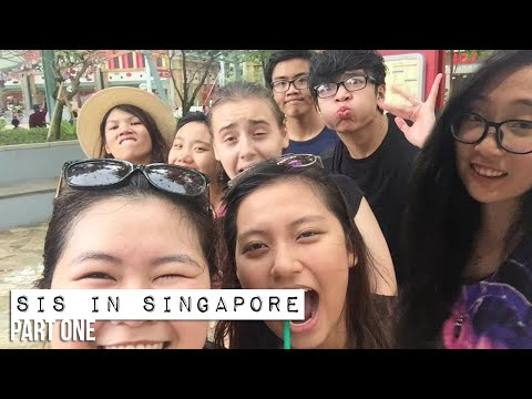 SIS IN SINGAPORE: Days 1 + 2