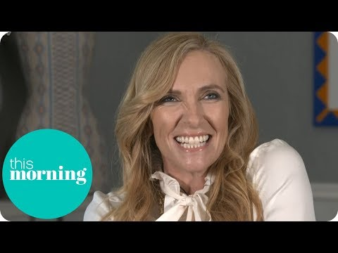 Toni Collette Used to Get Mistaken for Annie Lennox | This Morning
