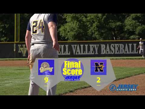 Hopewell Valley 9 Nottingham 2 Central Group 3 Quarterfinals