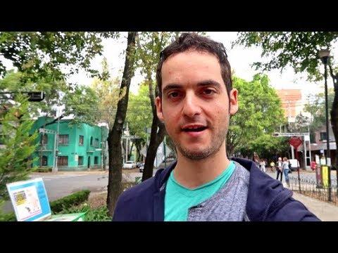 Mexico City Travel- Fun for an American? (Gringo in Mexico City)