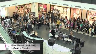 Centrum Chodov - Elite Model Look 2013