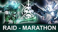 Destiny: Raid - Marathon: Atheon Raid / Crota Raid / Oryx Raid / Aksis Raid