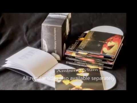 """Amber Asylum """"Anthology"""" boxset [product presentation]"""