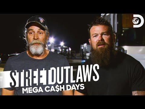 Download Monza vs. Eric Bain | Street Outlaws: Mega Cash Days