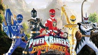 Power Rangers Dino Thunder - Sigla + Link Episodi
