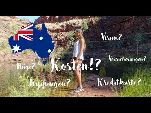 So ORGANISIERST DU DIR DEIN WORK AND TRAVEL in Australien SELBST - KOSTEN #1