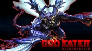 God Eater: Resurrection Part 17: Attack on Dreadnought Aragami