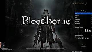 Bloodborne Speedrun | Any% (Current Patch) in 24:30 IGT (WORLD RECORD)