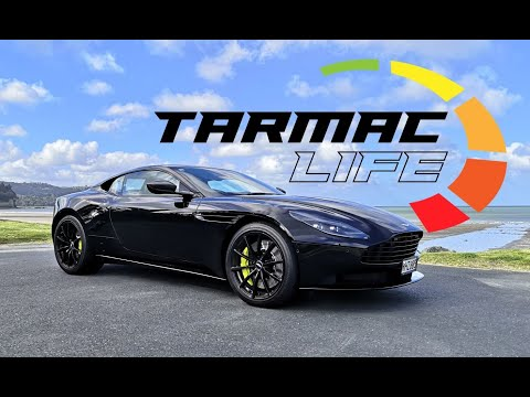 Aston Martin DB11 AMR review, GT or Racecar?