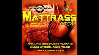 DJ RetroActive - Mattrass Riddim Mix [Markus Records] June 2012