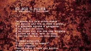 Pedro Abrunhosa - 'Eu Sou o Poder'. Álbum 'Longe' - Vídeo Letra   Video Lyrics