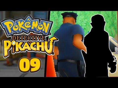 THE WAY THIS EPISODE ENDS... holy crap.. - Pokémon: Detective Pikachu (Part 9)