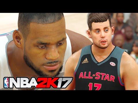 NBA 2K17 My Career - ALL STAR GAME & SEASON AWARDS!! WHO