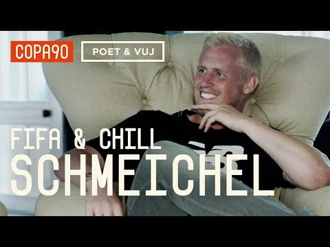 FIFA and Chill with Kasper Schmeichel | Poet and Vuj Present