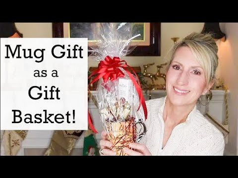 MUG GIFT As A GIFT BASKET!