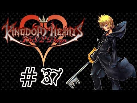 Let's Play Kingdom Hearts 358/2 Days [Blind] - #37 | Somewhere I Belong