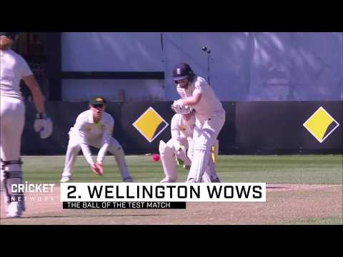 Top 5 moments from the Ashes Test
