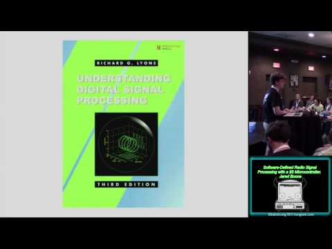 ATGP07 Software Defined Radio Signal Processing with a 5 Microcontroller Jared Boone